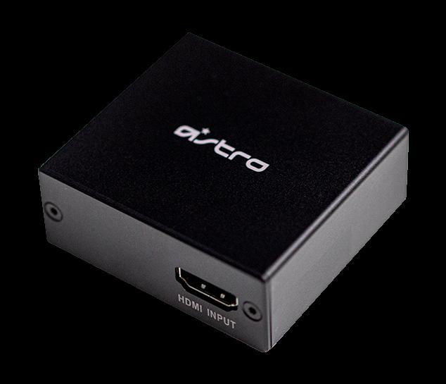 Adaptador Astro HDMI para HDMI e Ótico para Playstation 5