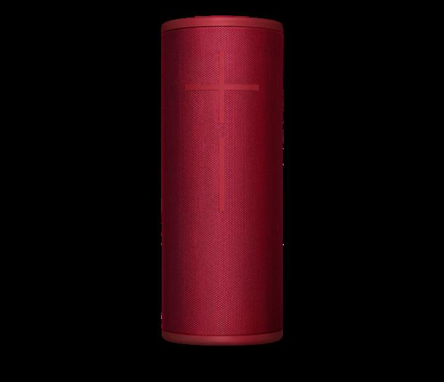 Caixa De Som Bluetooth Ue Megaboom 3 - Vermelha