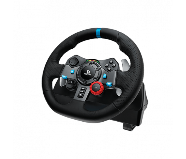 Volante Logitech G29 Driving Force para PS4, PS3 e PC
