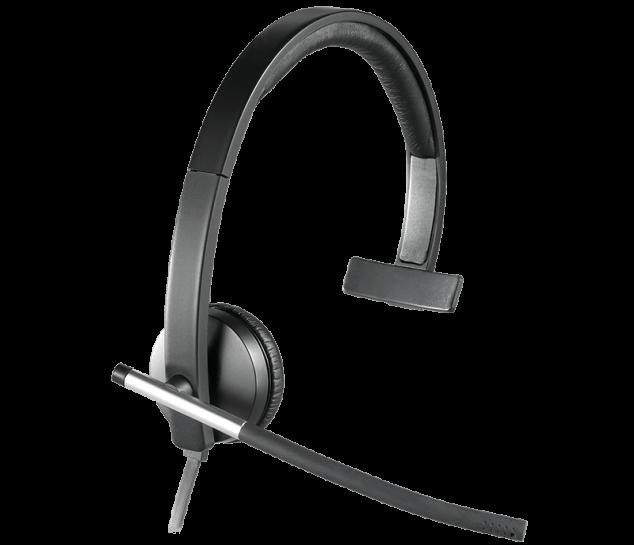 Headset USB Mono Logitech H650e