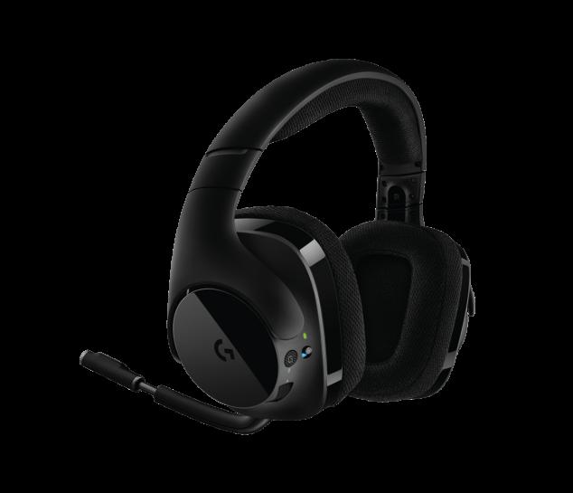 Headset para Jogos Logitech G533 Wireless 7.1