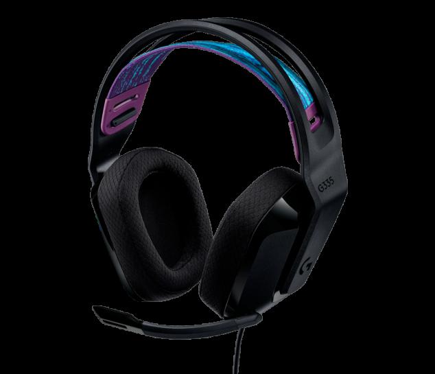 Headset Gamer estéreo Logitech G335