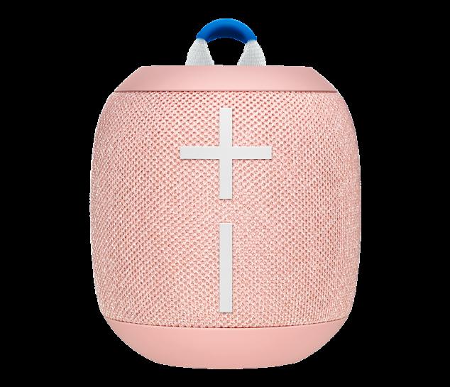 Caixa de Som Bluetooth Ultimate Ears WONDERBOOM 2 - Rosé/Peach