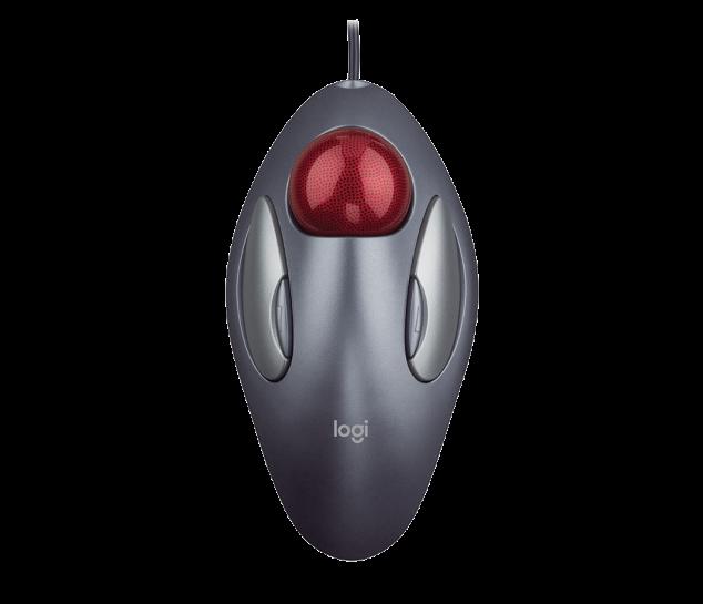 Mouse Trackball Logitech Trackman Marble