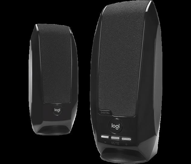 Caixa de som Multimidia Logitech S-150