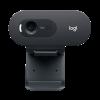 Câmera webcam HD Logitech C505