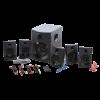 Caixa De Som Multimidia Z607 Com Sistema 5.1