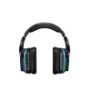 Fone de Ouvido RGB sem fio para Jogos com Som Surround 7.1 Logitech G935