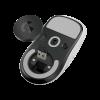 Mouse Gamer Sem Fio Logitech G PRO X SUPERLIGHT - Branco