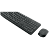 Combo Teclado e Mouse Wireless Logitech MK235 - Padrão ABNT2