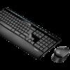 Combo Teclado e Mouse Wireless Logitech MK345 - Padrão ABNT2