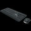 Combo Teclado e Mouse sem fio Logitech MK540 - Padrão ABNT2