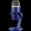 Microfone Condensador USB Blue Yeti Nano Azul Descrição