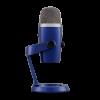 Microfone Condensador USB Blue Yeti Nano Azul