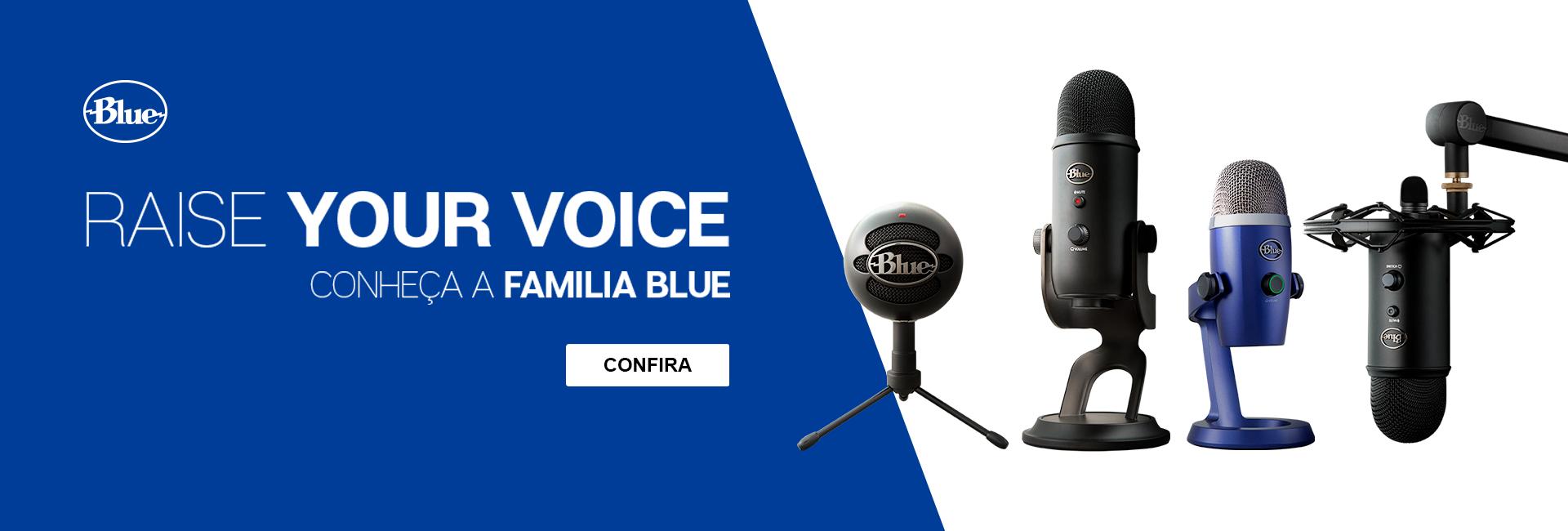 Blue Microfone