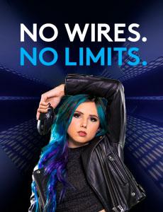 Sem fios sem limites