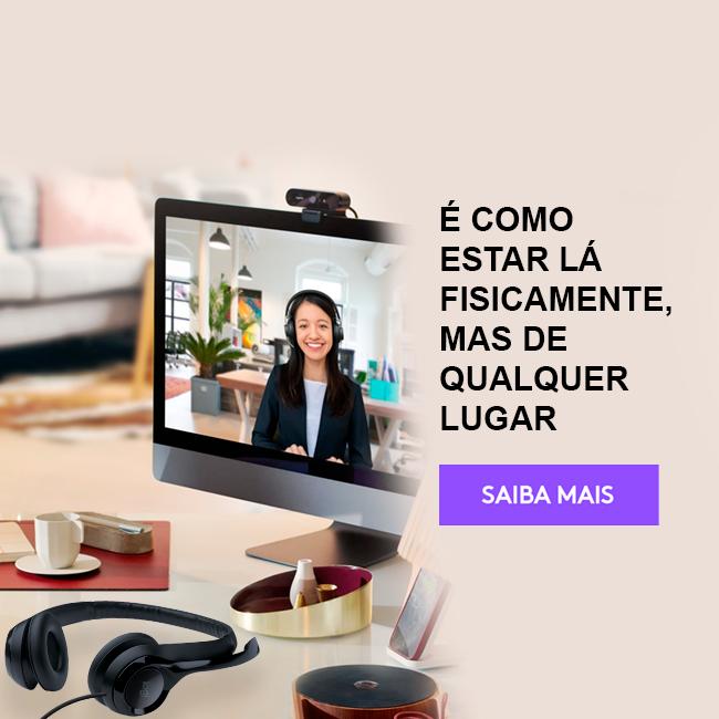Headset e Webcam Core