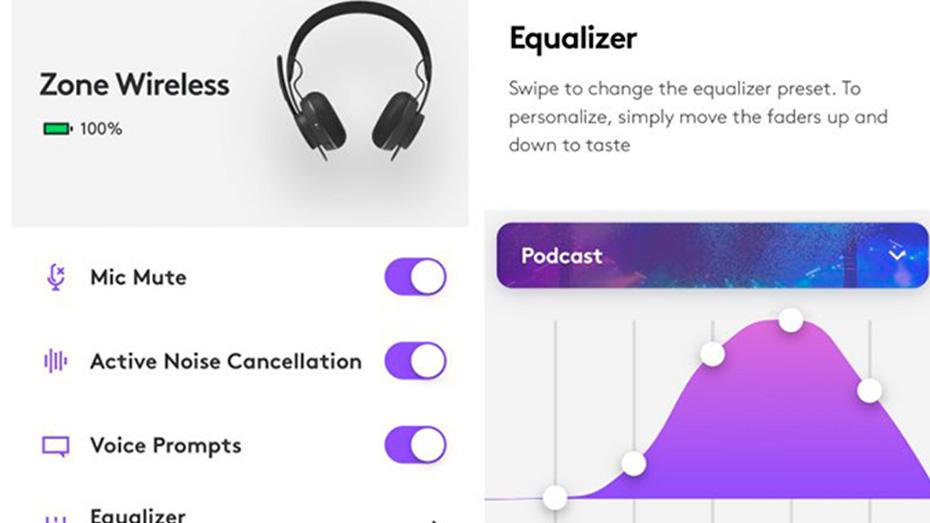 Logi Tune App